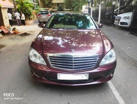 Used 2007 Mercedes Benz S Class AT 2005 2013 for sale