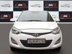 Used Hyundai i20 1.2 Sportz MT car at low price