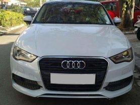 Audi A3 35 TDI Premium Plus + Sunroof, 2015, Diesel AT for sale