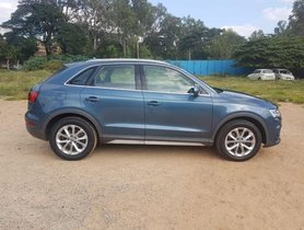 2015 Audi Q3 AT 2012-2015 for sale at low price