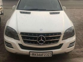 Mercedes-Benz M-Class 350 CDI, 2011, Diesel AT for sale