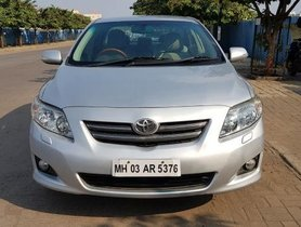Toyota Corolla Altis 2008-2013 GL MT for sale