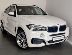 BMW X6 AT 2017 for sale