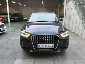 Used Audi Q3 AT car at low price