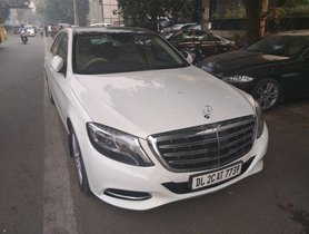 Used Mercedes Benz S Class S 350 CDI AT 2005 2013 car at low price