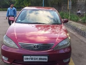 2004 Toyota Camry AT for sale at low price