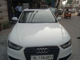 2013 Audi A4 AT for sale