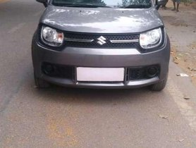 2017 Maruti Suzuki Ignis MT for sale
