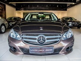 2013 Mercedes Benz E-Class AT 2013-2015 for sale at low price