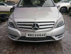 Used Mercedes Benz B Class Diesel 2014 AT for sale