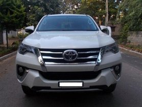 Used 2016 Toyota Fortuner AT for sale