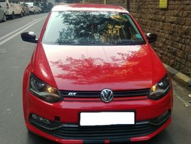 Used Volkswagen Polo GT TSI AT 2015 for sale