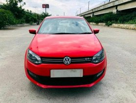 2014 Volkswagen Polo GTI AT for sale
