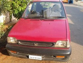 Maruti 800 AC BSIII MT for sale