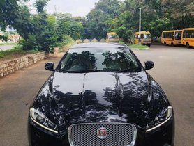Used 2014 Jaguar XF AT for sale
