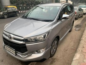 Used 2017 Toyota Innova Crysta 2.8 GX AT for sale