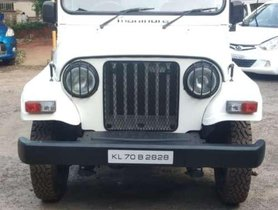 2016 Mahindra Thar MT for sale at low price