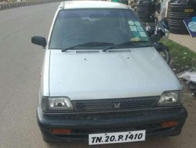 Maruti Suzuki 800 AC BS-III, 2004, Petrol MT for sale