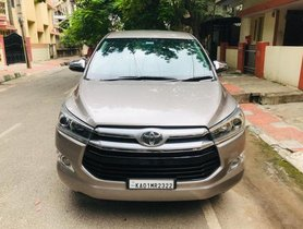 2018 Toyota Innova Crysta 2.4 ZX MT for sale
