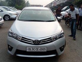 2016 Toyota Corolla Altis G AT Petrol for sale in New Delhi