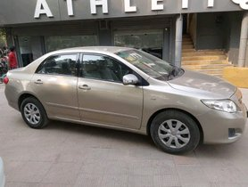 2010 Toyota Corolla Altis 1.8 J Petrol for sale in India