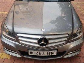 Mercedes Benz C-Class C 220 CDI Avantgarde 2014 AT for sale