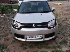 2018 Maruti Suzuki Ignis MT for sale