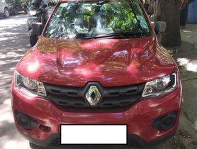 Used Renault Kwid RXL MT car at low price