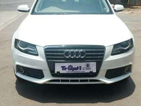 2011 Audi A4 2.0 TDI AT for sale at low price