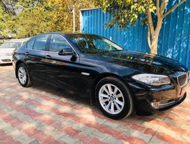 BMW 5 Series 2010-2013 520d Sedan AT for sale