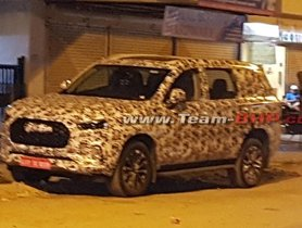MG plans to bring a Fortuner Rival to India