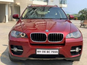 BMW X6 xDrive30d AT 2012 for sale