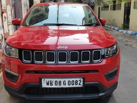 2019 Jeep Compass 1.4 Sportz MT for sale at low price