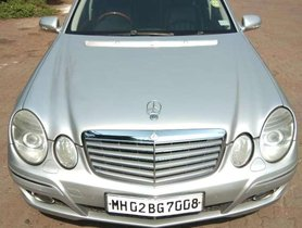2008 Mercedes Benz E Class AT for sale