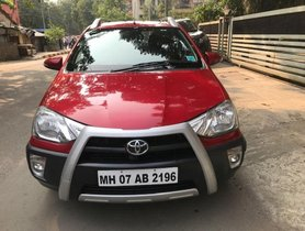 Toyota Etios Cross 1.5L V MT 2016 for sale