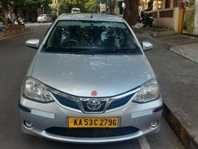 Toyota Etios GD SP*, 2016, Diesel MT for sale
