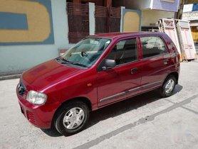 Maruti Suzuki Alto LXi BS-IV, 2012, Petrol zz