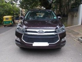 Toyota Innova Crysta 2.4 VX MT 2016 for sale