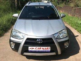 2015 Toyota Etios Cross MT for sale