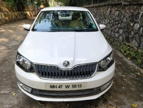 Skoda Rapid 2017 AT for sale