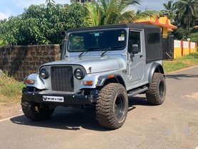 Used 2018 Mahindra Thar CRDe MT for sale