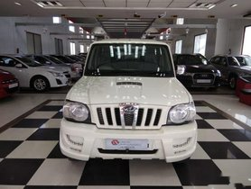 Mahindra Scorpio EX 2014 MT for sale