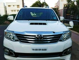 2015 Toyota Fortuner 4X4 AT for sale