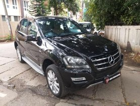 2011 Mercedes Benz M Class AT for sale