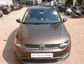 Used 2016 Volkswagen Polo MT for sale