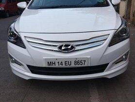 Used Hyundai Verna 1.6 VTVT S Option 2015 MT For sale