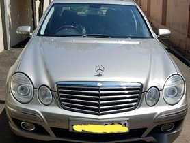 Mercedes-Benz E-Class 230 Elegance, 2007, Diesel AT for sale