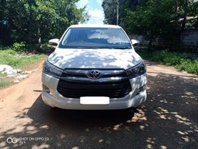 Toyota Innova Crysta 2.4 VX MT 2017 for sale