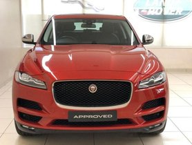 Used 2018 Jaguar F Pace AT for sale