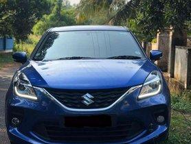 Used 2016 Maruti Suzuki Baleno Alpha MT for sale